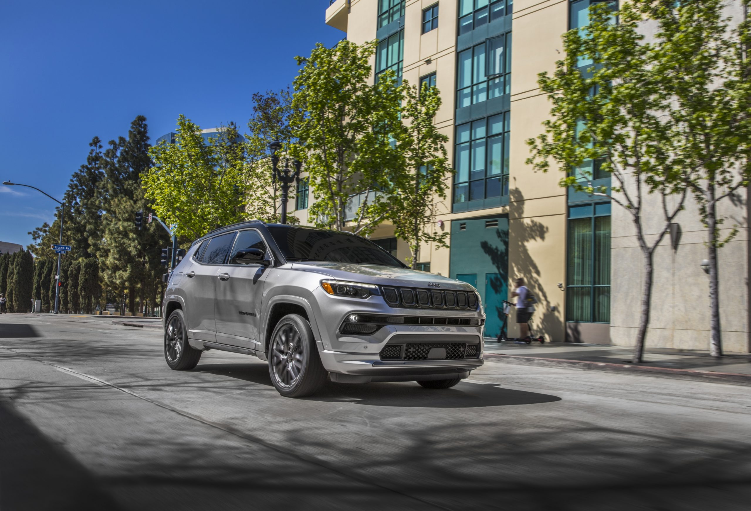 2022 Jeep® Compass Debuts at the 2021 Chicago Auto Show