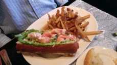 Baby's First Lobster Roll!
