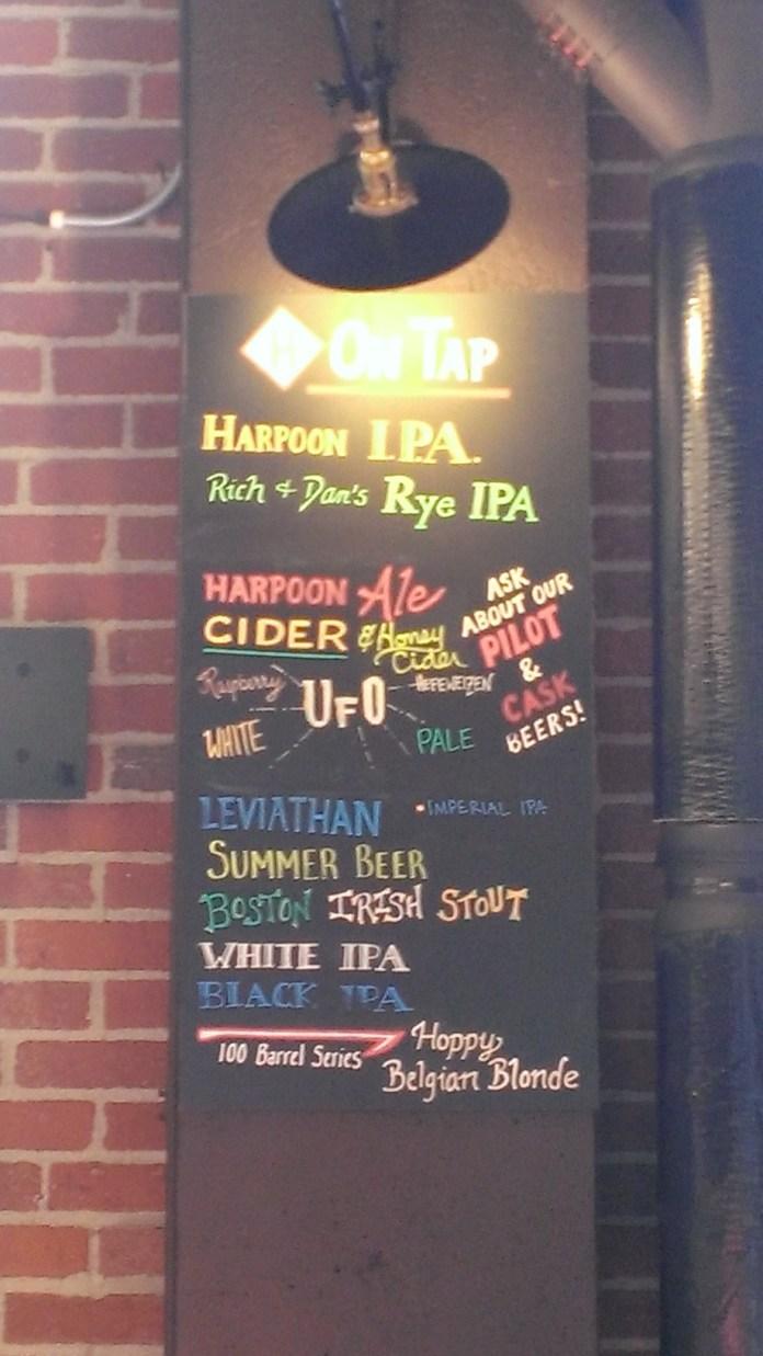 Loved that Summer Beer.