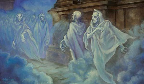 Image result for ghost quarter art