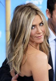 Jennifer Aniston Partial Highlight