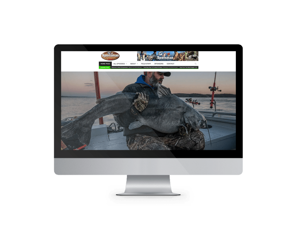 G3 Sportsman Website