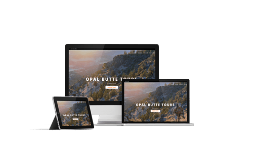Opal Butte Outfitters Hunting Website