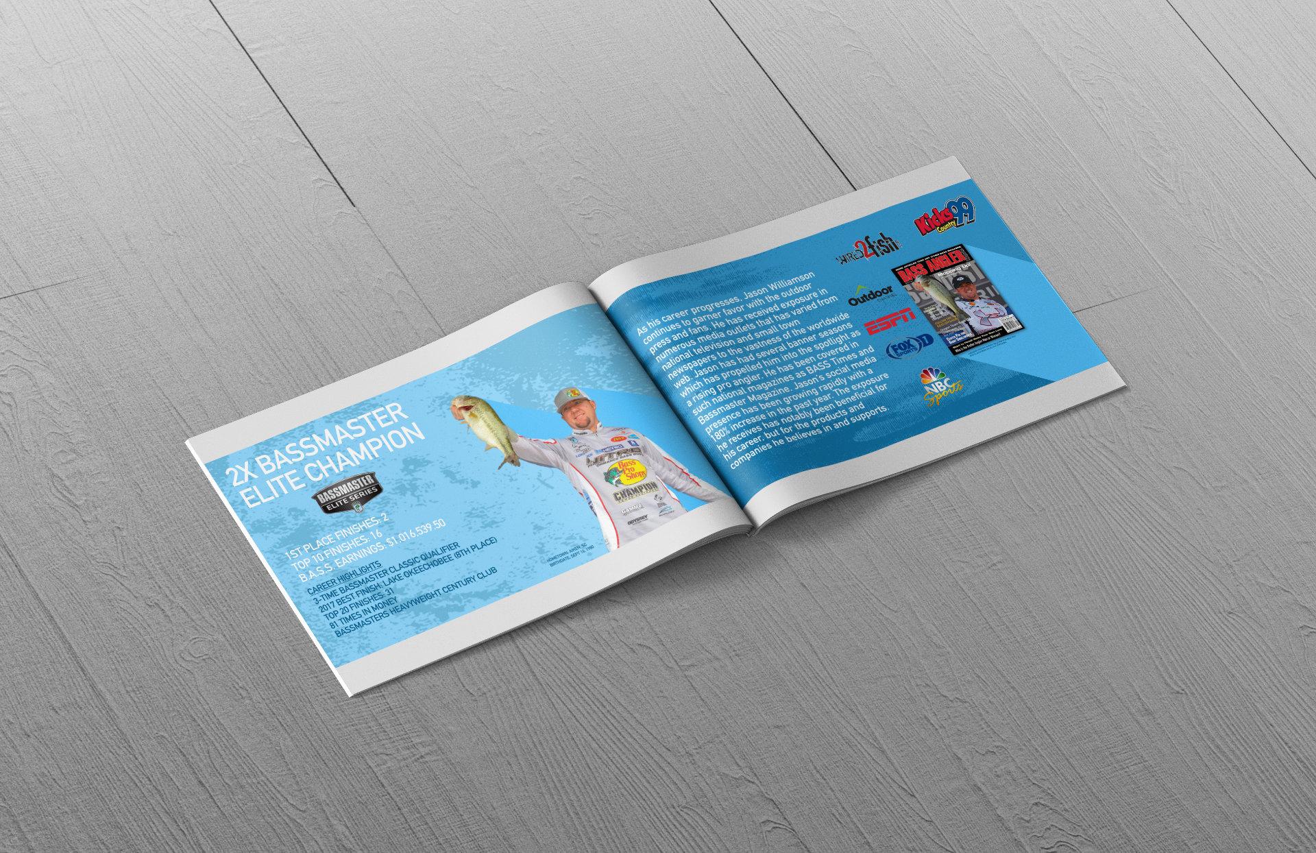 Angler Media Kits