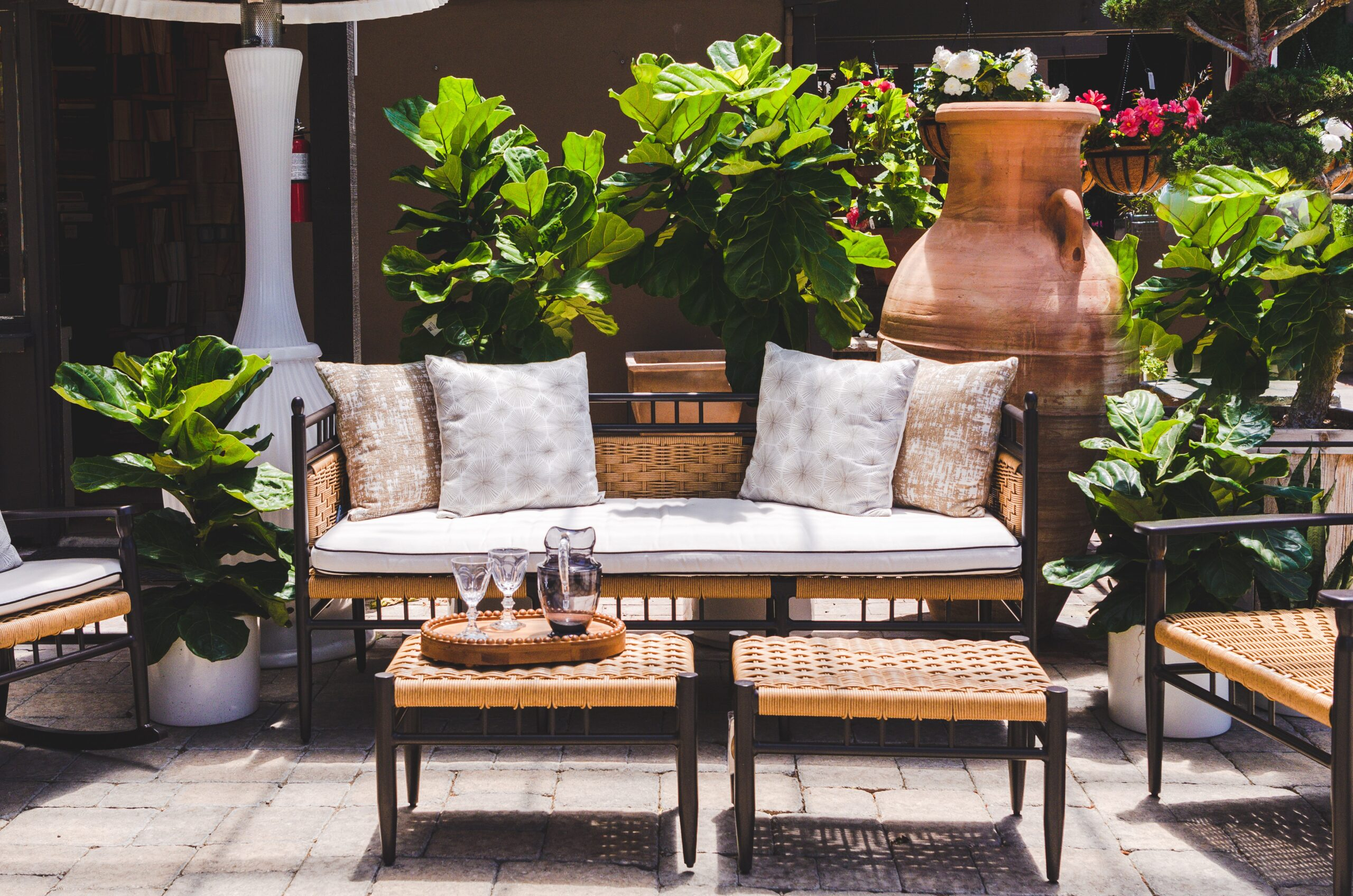 modern outdoor patio design for less than 500 modern outdoor patio design