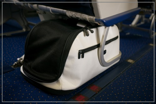 SleepyPod Air til å ha med på fly