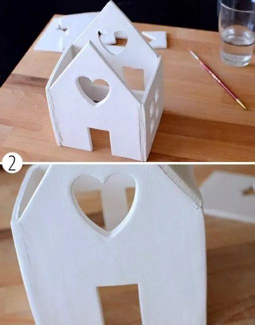 قطعات چسب از خانه