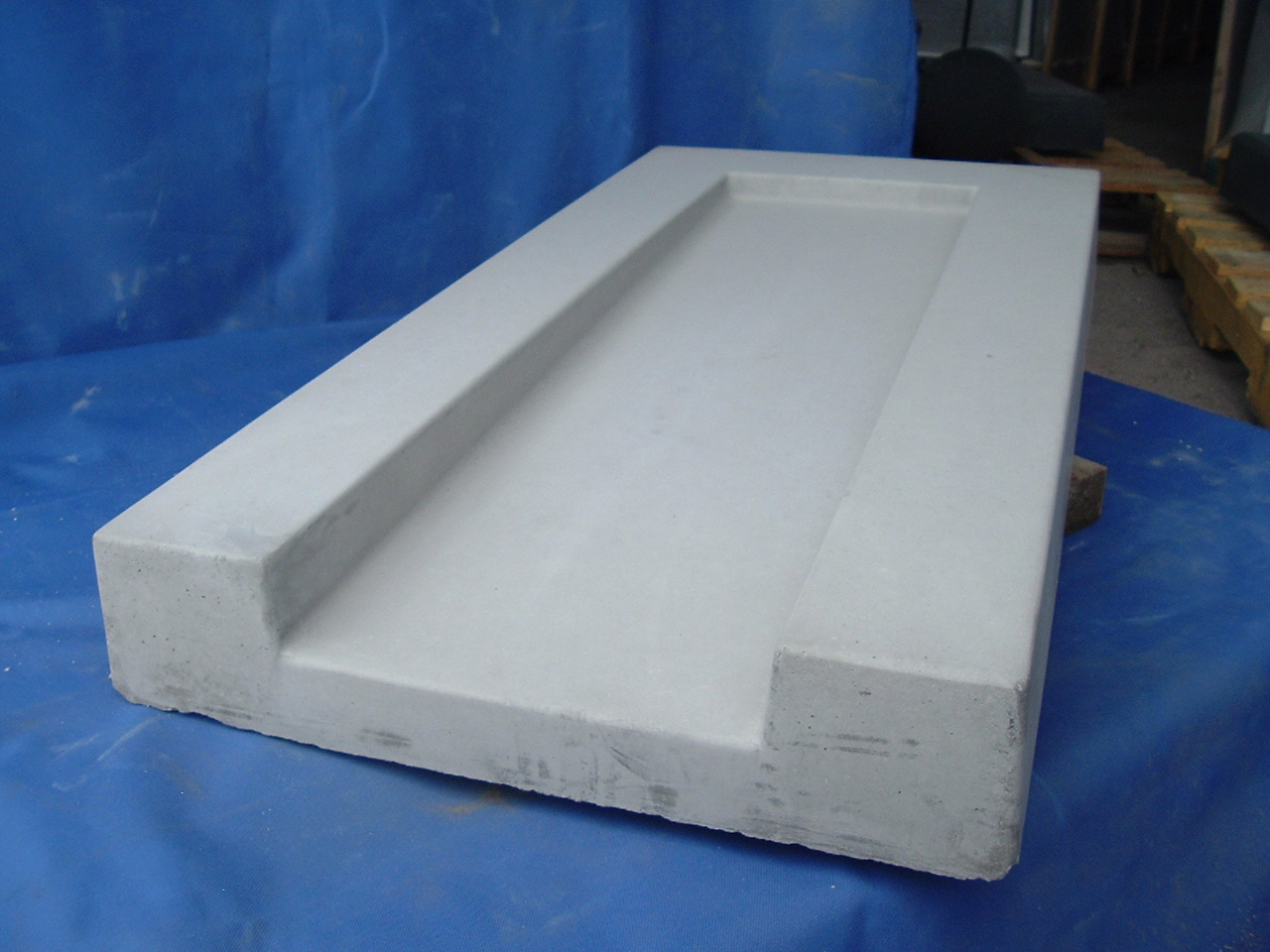 Concrete Splash Block