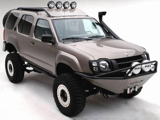 Nissan Xterra Modern Image