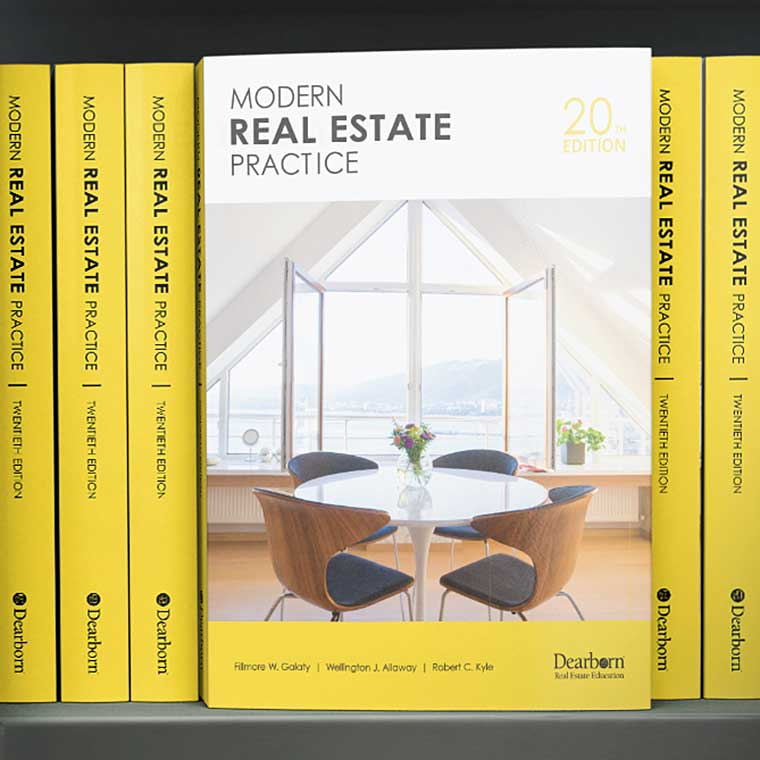 Modern Real Estate Practice, 20th Edition Textbook – Modern