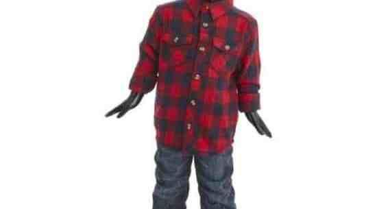 clothed mannequins