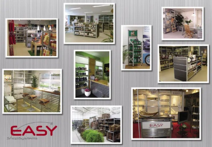 The Easy ShopSystems