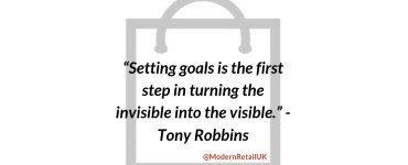 Setting goals quote