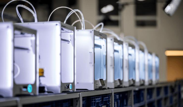 3D printing warehouses