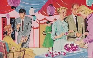 Dennison Party Advertisement