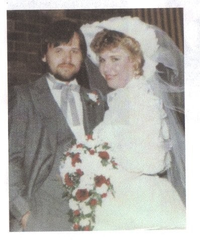 Garret & Julie-Ann McFann, December 27, 1986