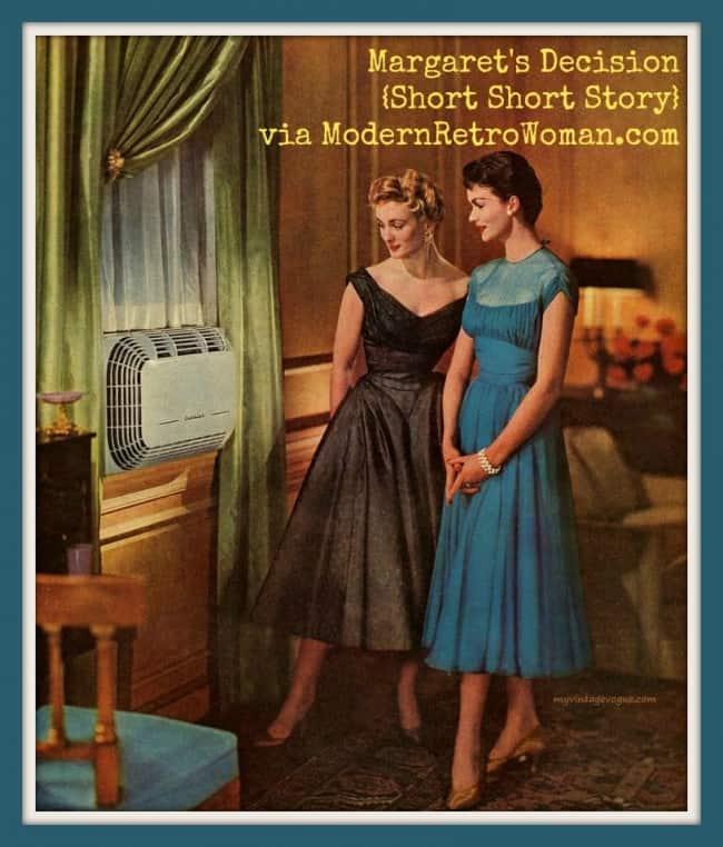 Carrier advertisement, 1954; Image courtesy of MyVintageVogue via Pinterest