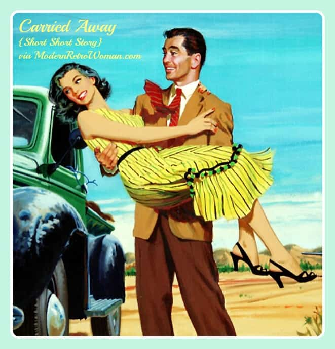 Carried Away Flash Fiction story inspiration; Source image courtesy of OldCarGuy41 on Flickr.com