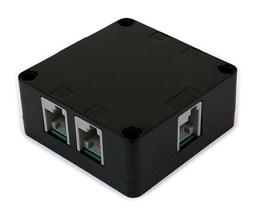 Hitechnic Nxt Touch Sensor Multiplexer Modern Robotics Inc