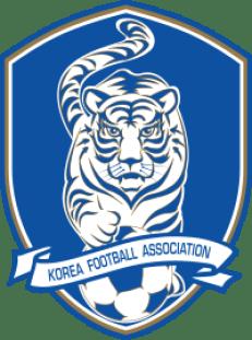 South Korea National Football Team Emblem
