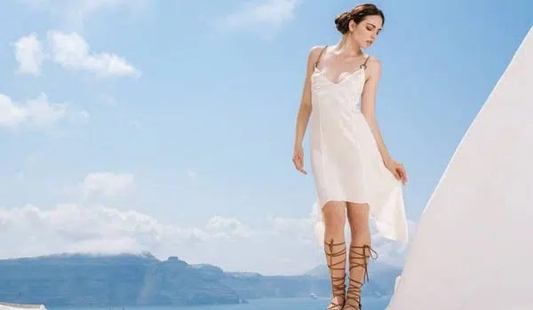 the white santorini spring summer