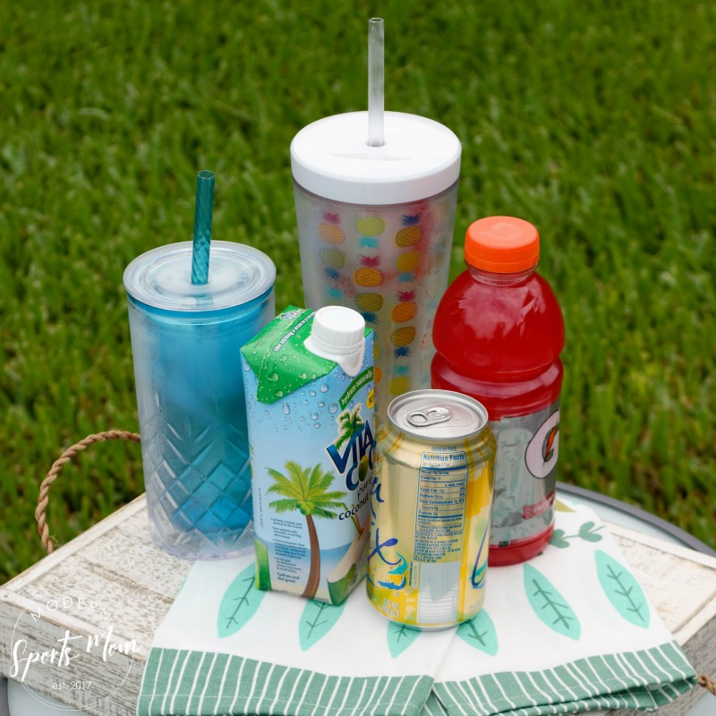 Whether you are spending time on the sidelines or at the seaside, you will love these 7 Delicious Ways to Stay Hydrated!
