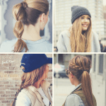 15 Game Day Hairstyles for a cute and comfortable look while you cheer on your player!