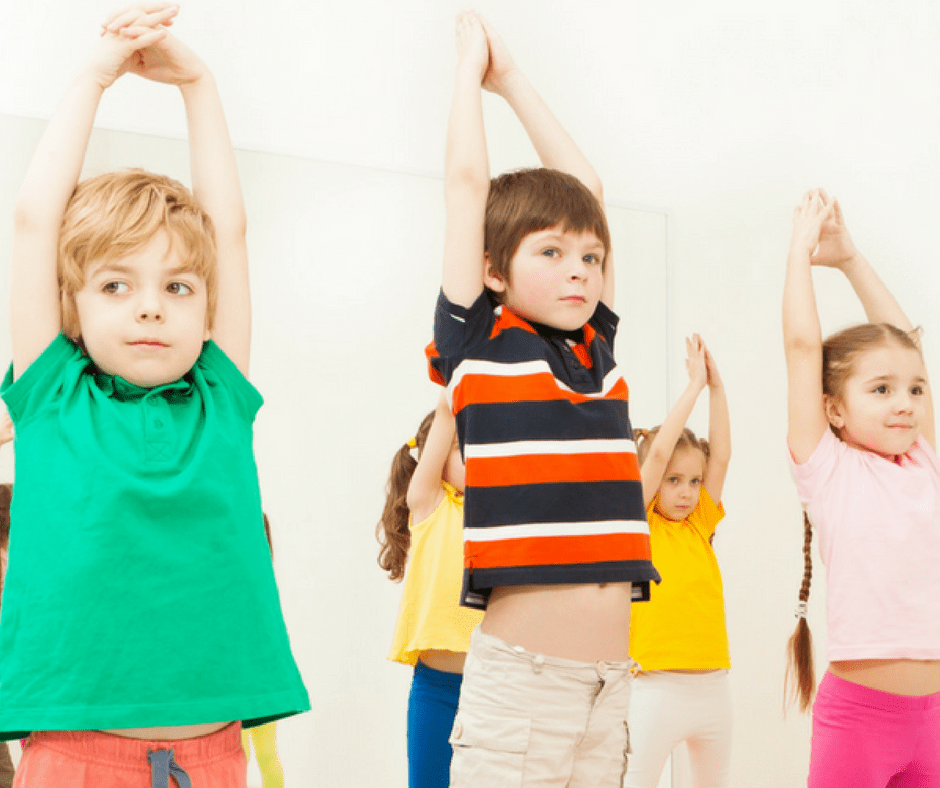 How To Prevent Sports Injuries in Kids: Dynamic Stretching