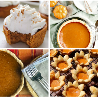 Pumpkin Pie Recipes - made from scratch
