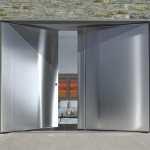Stainless Steel Double Door Double Entry Doors For Sale
