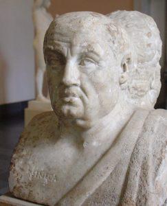 Double Herma of Seneca