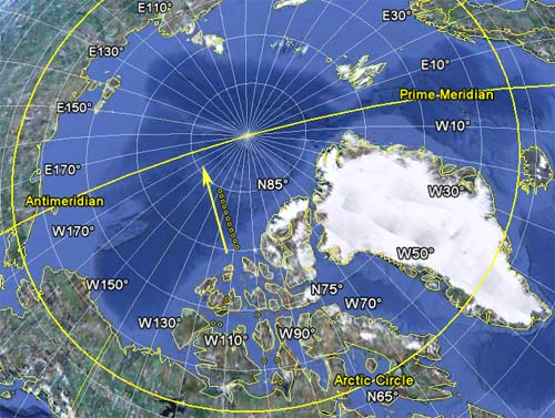 magnetic-north-pole-drift-direction