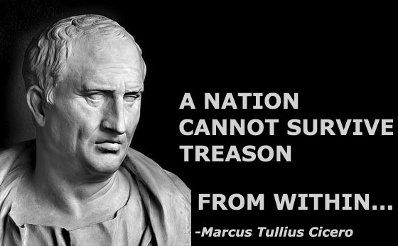 Image result for treason never prospers