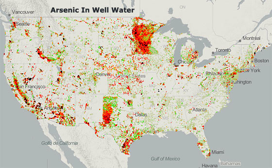 arsenic-in-well-water