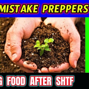 The Biggest Mistake Preppers Make With Survival Gardens - Prepper Food Gardening