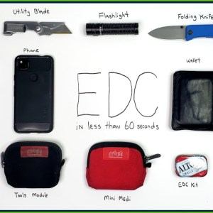 My EDC in 60 Seconds | #Shorts