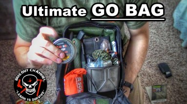 Ultimate Go Bag - Bug Out Bag's Little Brother