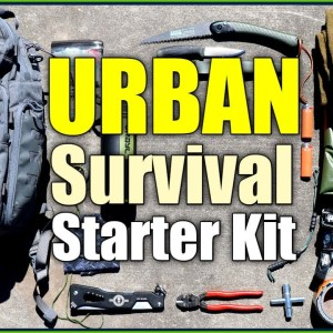 URBAN Survival Starter Kit | Modified 10 C's of Survival