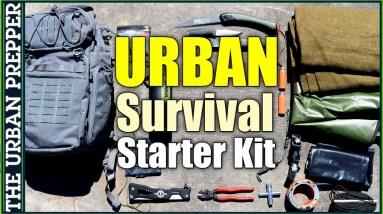 URBAN Survival Starter Kit | Modified 10 C's of Survival