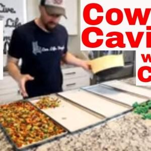 Freeze Dried 🤠Cowboy Caviar 🤠 Harvestright Freeze Dryer Recipes