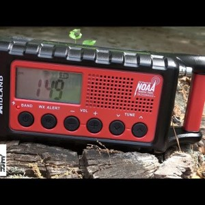 Emergency Radio Review : Midland E-Ready