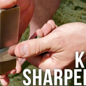 Knife Sharpening with Jason Salyer | ft. ON Three