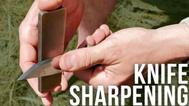 Knife Sharpening with Jason Salyer | ft. ON Three