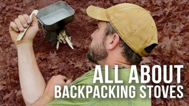 All About Backpacking Stoves | ON Three