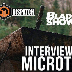 BDU Exclusive Microtech at Blade Show 40
