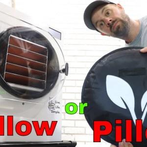 Do I need a Door Pillow in my Harvestright Freeze Dryer?