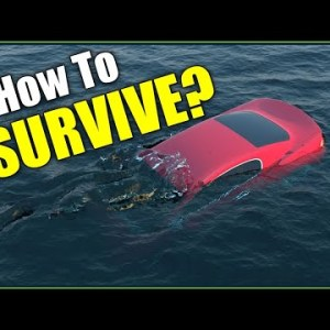 How To Escape Your Car During A Flood? | Vehicle Preps [NEW]