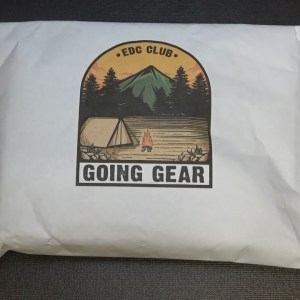 Going Gear EDC Club August 2021 Plus other months