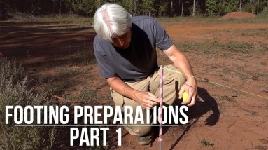 Footing Prep | Part 1 | Forest to Farm