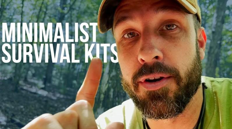 Minimalist Survival Kit | ON Three